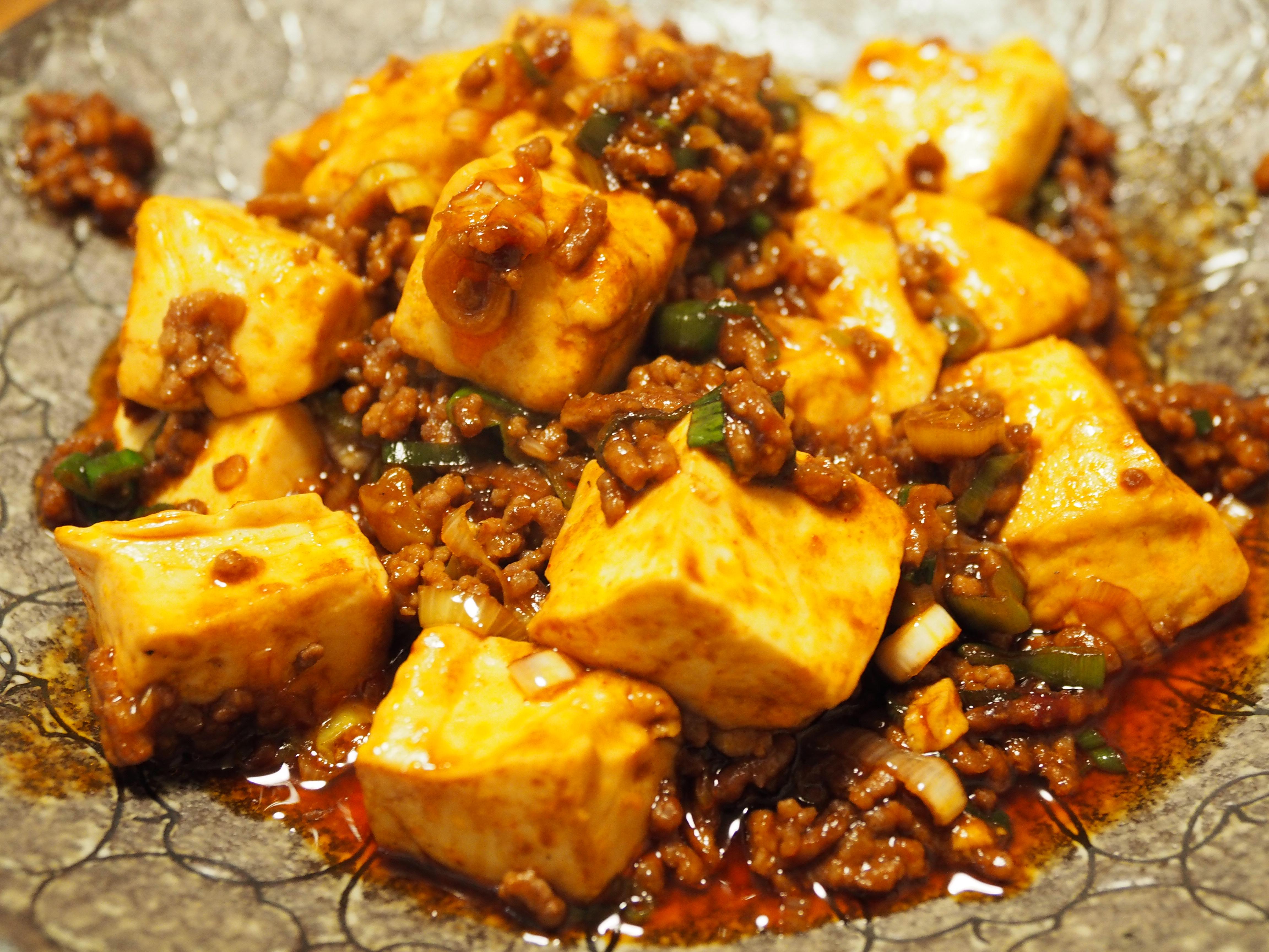「李錦記」の麻婆豆腐と回鍋肉のレビュー